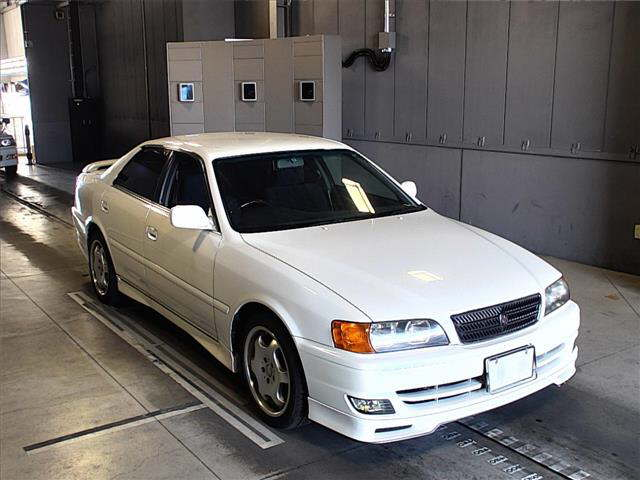 Chaser JZX100 на автозапчасти